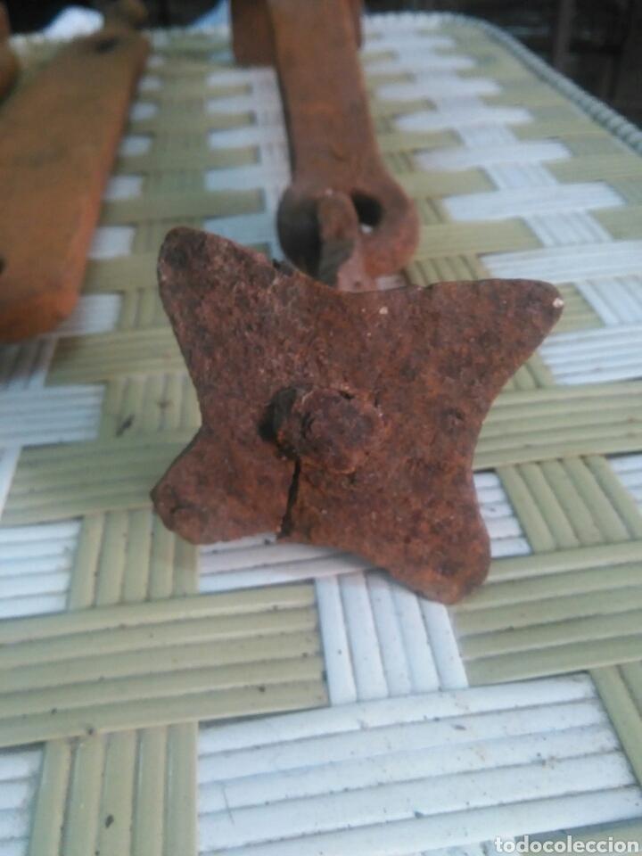 Antigüedades: Lote de hierros antiguos - Foto 6 - 109264148