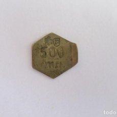 Antigüedades: PESA EN MILIGRAMOS POR UNIDAD. Lote 109270487