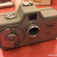 Antigüedades: ANTIGUO TOMAVISTAS ZEISS IKON MOVINETTE 8 (8MM) - FILMADORA A CUERDA - EN BUEN ESTADO. VER FOTOS. Lote 109299591