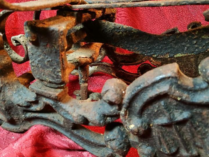 Antigüedades: ANTES DE LA RESTAURACION - Foto 38 - 109306863
