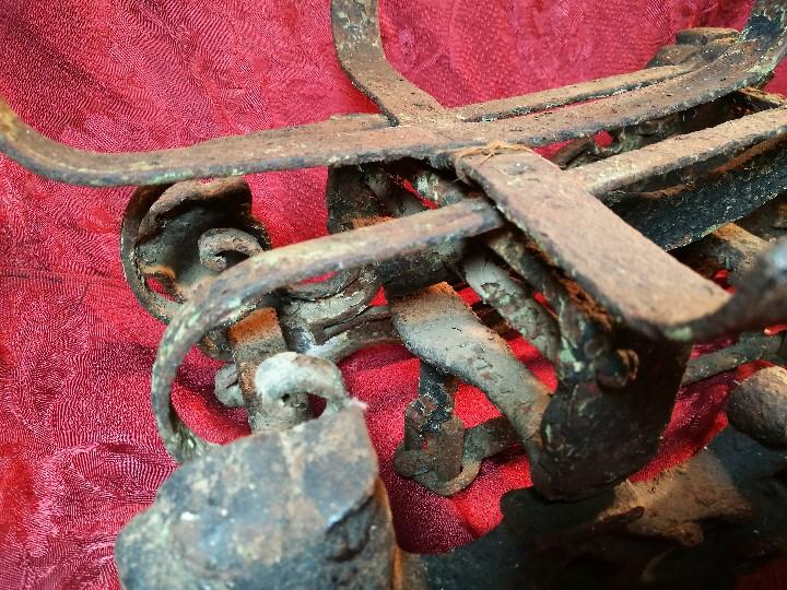 Antigüedades: ANTES DE LA RESTAURACION - Foto 41 - 109306863