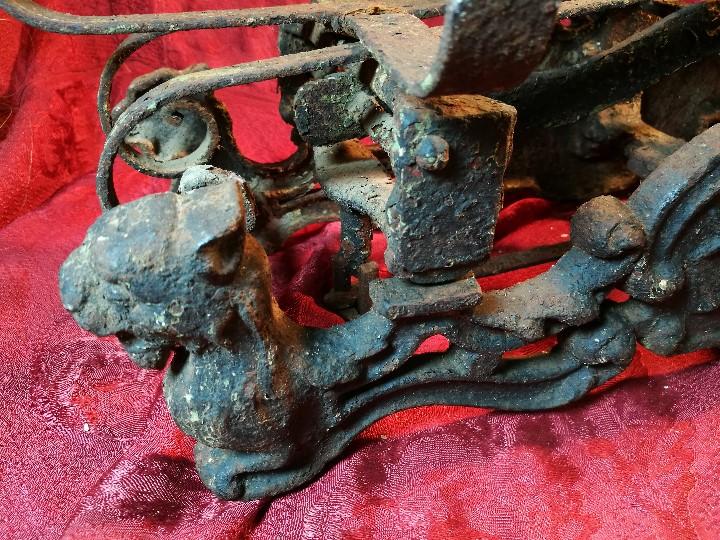 Antigüedades: ANTES DE LA RESTAURACION - Foto 53 - 109306863