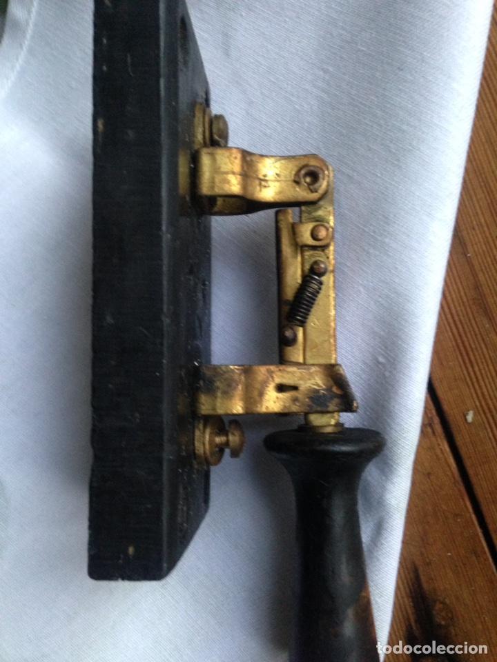 Antigüedades: Interruptor de palanca - Foto 2 - 109395686