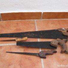Antigüedades: LOTE DE HERRAMIENTAS ANTIGUAS. Lote 109465747