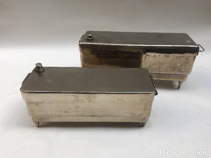 ESTERILIZADOR AUTOCLAVE MEDICO 1950 (Antigüedades - Técnicas - Herramientas Profesionales - Medicina)