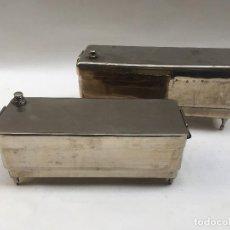 Antigüedades: ESTERILIZADOR AUTOCLAVE MEDICO 1950. Lote 109498639