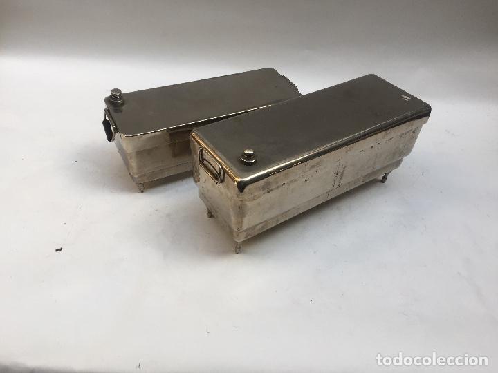 Antigüedades: ESTERILIZADOR AUTOCLAVE MEDICO 1950 - Foto 4 - 109498639