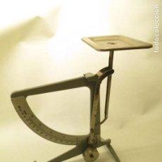 Antigüedades: ANTIGUA BALANZA POSTAL. Lote 109551787
