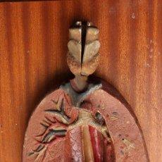 Antigüedades: MOLDE ANTIGUO DE MEDICINA MAQUETA PULMONES ENOSA AÑOS 60-70. Lote 109828519