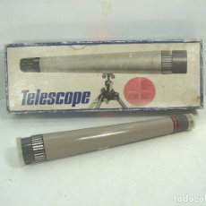 Antigüedades: TELESCOPIO TERRESTRE -TOWA 20X30 MM COATED OPTICS JAPAN AÑO 1966 VINTAGE - MONOCULAR . Lote 109842659