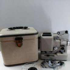 Antigüedades: PROYECTOR EUMIG WIEN TYPE 8 AUTOMATIC, MADE IN AUSTRIA. Lote 109876855