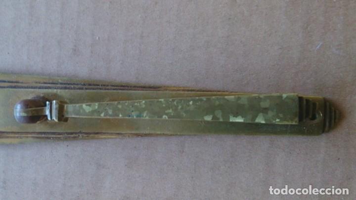 Antigüedades: 2 PRECIOSOS TIRADORES PUERTA ARMARIO - Foto 3 - 110021215