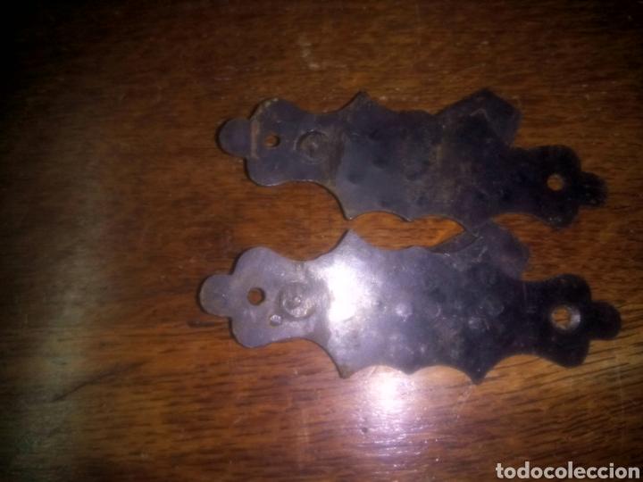 Antigüedades: Dos tiradores rusticos - Foto 3 - 110065724