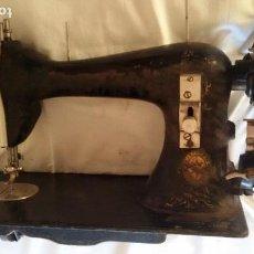 Antigüedades: ANTIGUA MÁQUINA DE COSER NUMERADA -. Lote 110128435