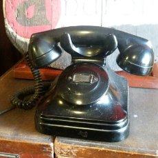 Teléfonos: TELÉFONO ANTIGUO VAQUELITA. SUPLETORIO, NO TIENE NÚMEROS.. Lote 110184251