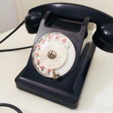 Teléfonos: TELÉFONO BAQUELITA VINTAGE RETRO. Lote 110202772