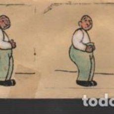Antigüedades: MUY BUENA PELICULA PARA ZOOTROPO - . Lote 110250019