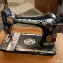 Antigüedades: MAQUINA DE COSER SINGER NUMERADA. Lote 110262583