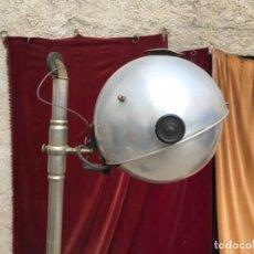Antigüedades: MÁQUINA DE SOL ARTIFICIAL ORIGINAL HANAU. Lote 110415471
