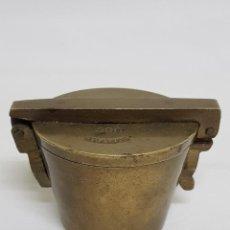 Antiquitäten - Ponderal de vasos anidados antiguo - 110417795