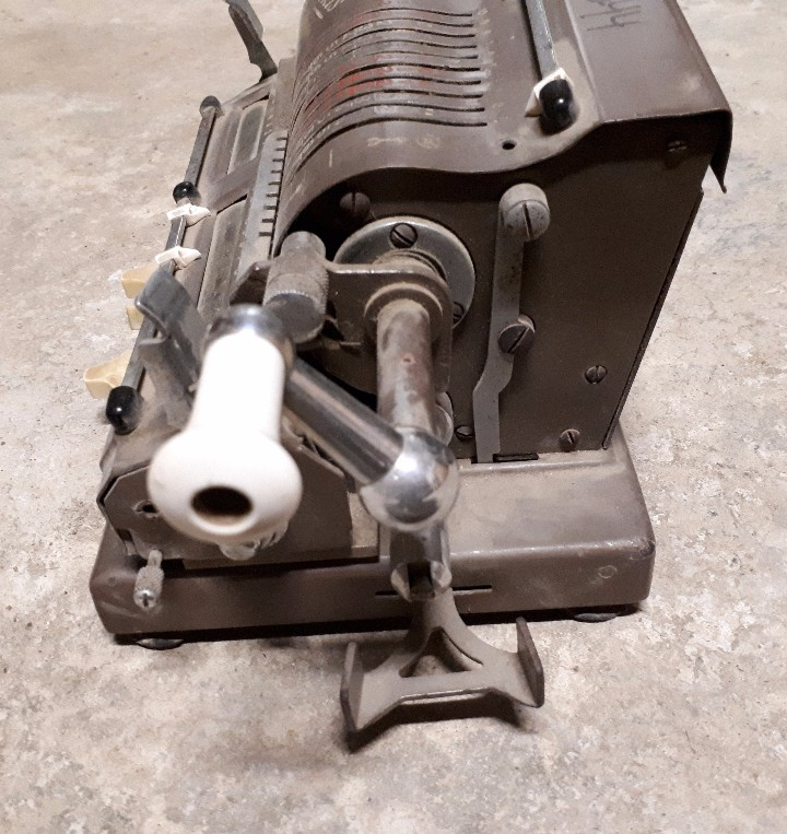 Antigüedades: Máquina registradora - Foto 3 - 29153664