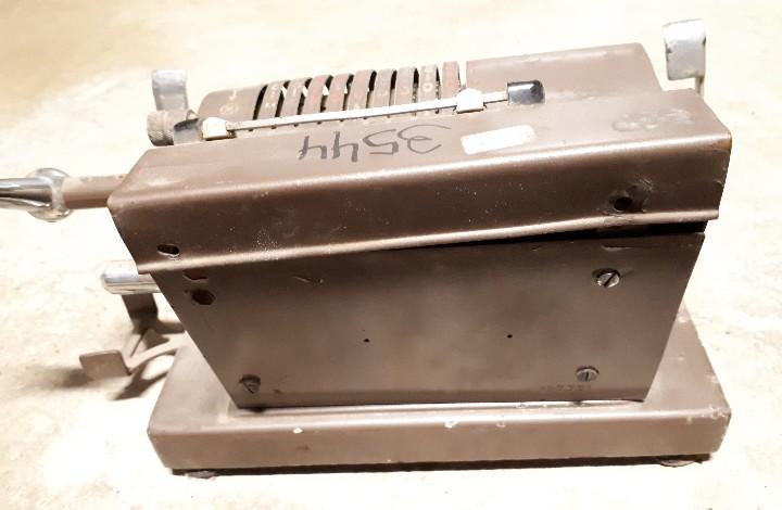 Antigüedades: Máquina registradora - Foto 4 - 29153664