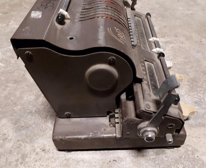 Antigüedades: Máquina registradora - Foto 6 - 29153664