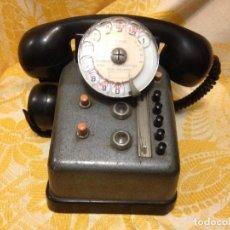 Teléfonos: TELÉFONO CENTRALITA - DÉCADA DE 1950. Lote 110569031