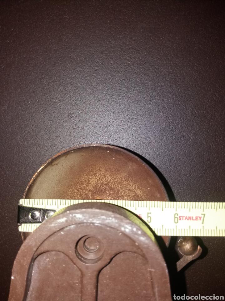 Antigüedades: raro y antiguo timbre de campana en plástico. - Foto 6 - 62762532