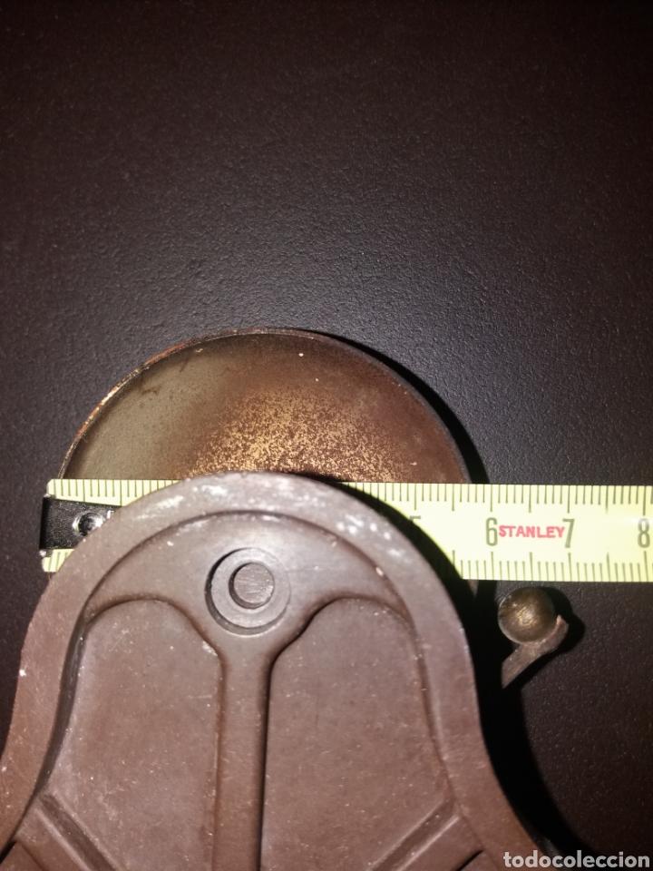 Antigüedades: raro y antiguo timbre de campana en plástico. - Foto 7 - 62762532