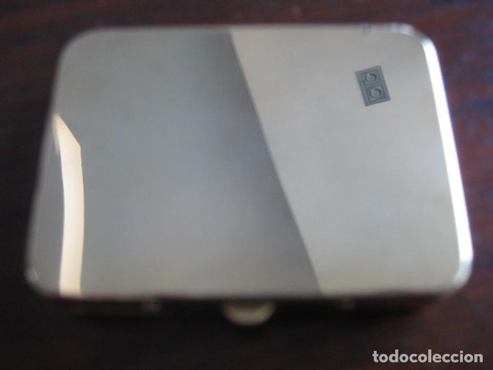Antigüedades: Estuche vintage de MAQUINILLA DE AFEITAR DE VIAJE - Foto 3 - 110691471