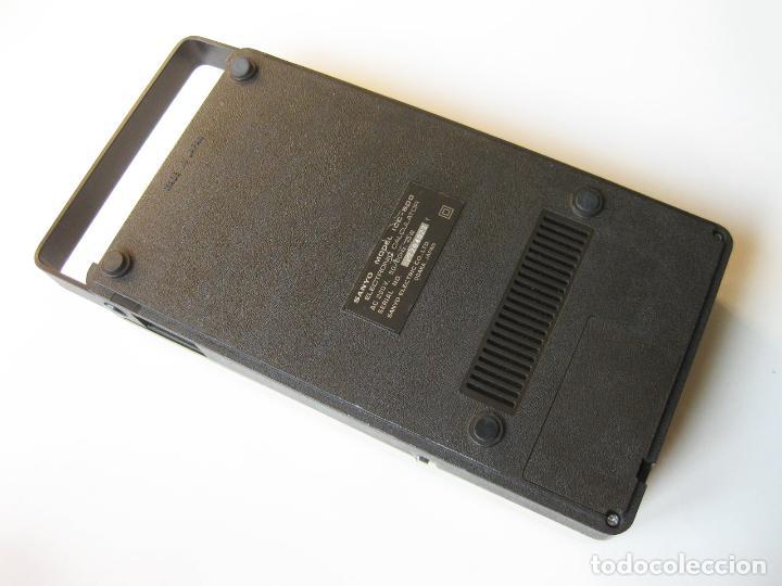 Antigüedades: PRIMITIVA CALCULADORA SANYO ICC-800 - ELECTRONIC CALCULATOR - AÑOS 70 - Foto 2 - 110708387