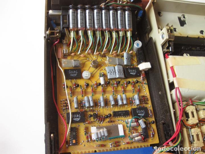 Antigüedades: PRIMITIVA CALCULADORA SANYO ICC-800 - ELECTRONIC CALCULATOR - AÑOS 70 - Foto 10 - 110708387
