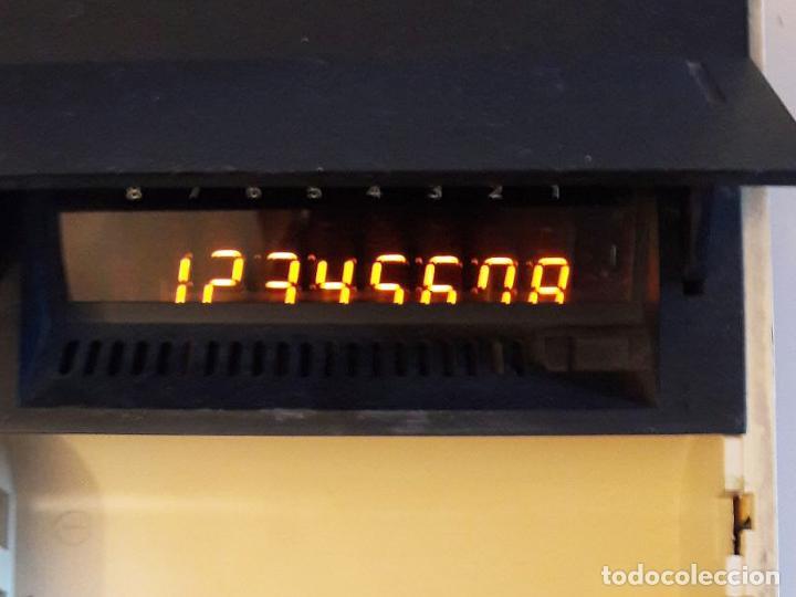 Antigüedades: PRIMITIVA CALCULADORA SANYO ICC-800 - ELECTRONIC CALCULATOR - AÑOS 70 - Foto 11 - 110708387