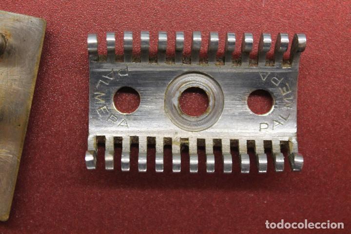 Antigüedades: MAQUINILLA DE AFEITAR PALMERA - Foto 4 - 110779335