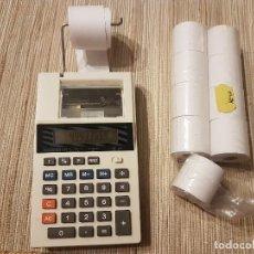 Antigüedades: ANTIGUA CALCULADORA REGISTRADORA ELECTRONICA CASIO COMPUTER FUNCIONANDO. Lote 110818487