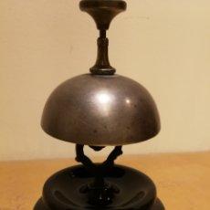 Antigüedades: TIMBRE DE HOTEL. Lote 110904692