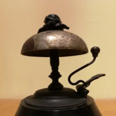 Antigüedades: TIMBRE DE HOTEL. Lote 110905864