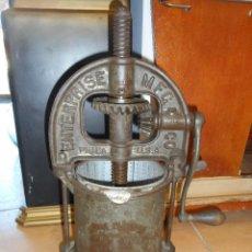Antigüedades: EXPRIMIDOR ENTERPRISE MFG. USA PHILA.. Lote 110931347