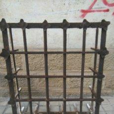 Antigüedades: REJA DE FORJA SIGLO XVII. Lote 110996096