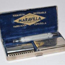 Antigüedades: ANTIGUA MAQUINILLA MARAVILLA DESMONTABLE. Lote 111054535