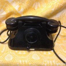 Teléfonos: TELÉFONO ANTIGUO DE BAQUELITA - AÑOS 30. Lote 111164871