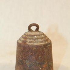 Antigüedades: PILÓN - PESA DE ROMANA. Lote 111205367