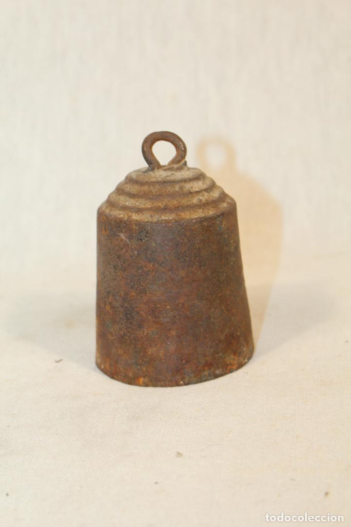 Antigüedades: pilón - pesa de romana - Foto 2 - 111205367