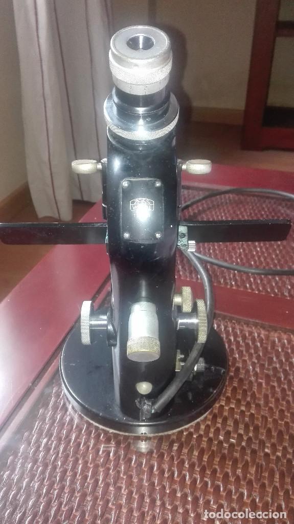 Antigüedades: Lensometro antiguo alemán Zeiss Winkel.años 40-50 - Foto 6 - 111274759
