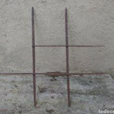 Antigüedades: REJA DE FORJA S XIX.. Lote 111276998