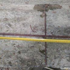 Antigüedades: REJA DE FORJA S XIX.. Lote 111277726