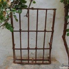 Antigüedades: REJA DE FORJA S. XIX.. Lote 111279804