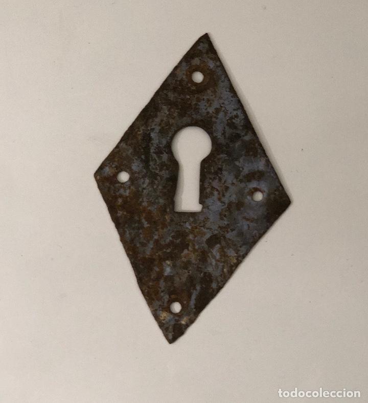 Antigüedades: Cerradura - Foto 2 - 111293851