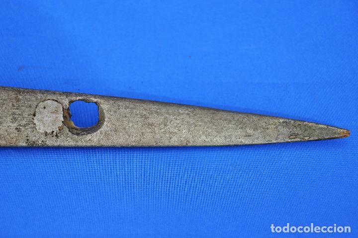 Antigüedades: Argolla con gancho. - Foto 5 - 111295199